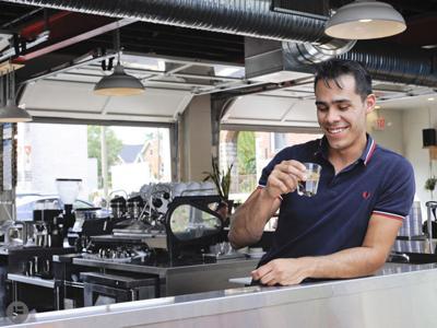 Blueprint Coffee Radames Roldan