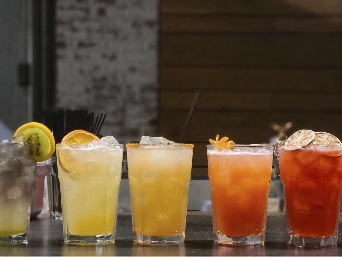 The Cellar Signature Cocktails