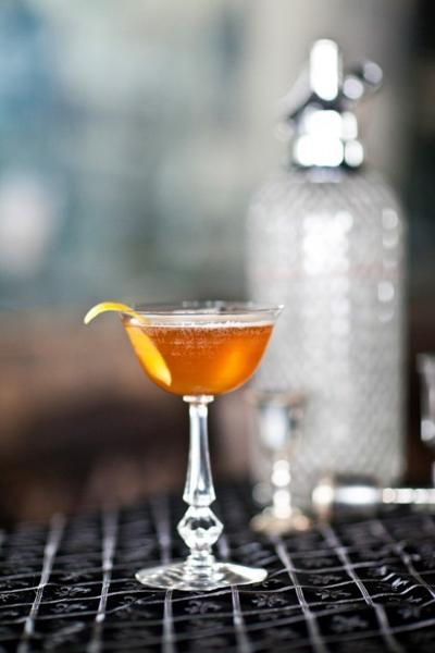 What We're Drinking: The Cosmopolitan