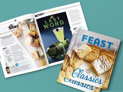 Feast April 2020 Issue