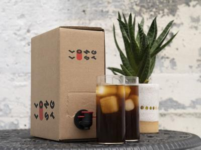 Long Lost Cold Brew Coffee