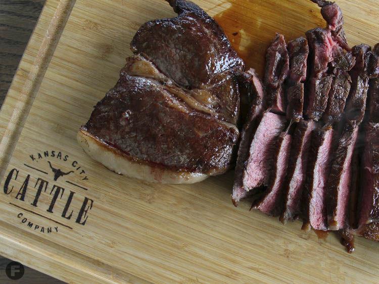 KC Cattle Co. Steaks