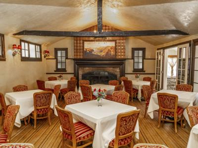 Old Barn Inn Interior