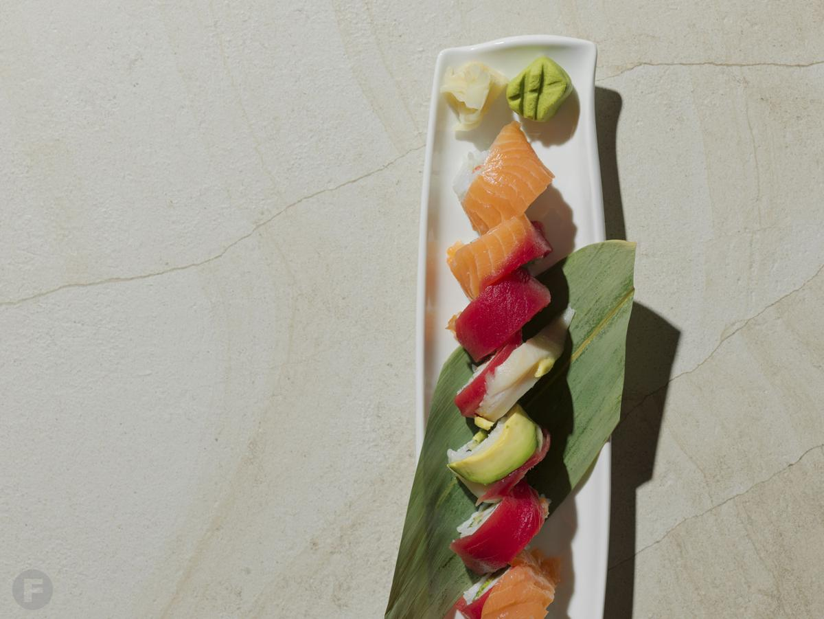 Surah Korean BBQ & Cuisine Sushi