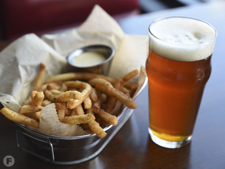 Celebrate Earth Day With A Beer And Some Fries At Hopcat Kansas City