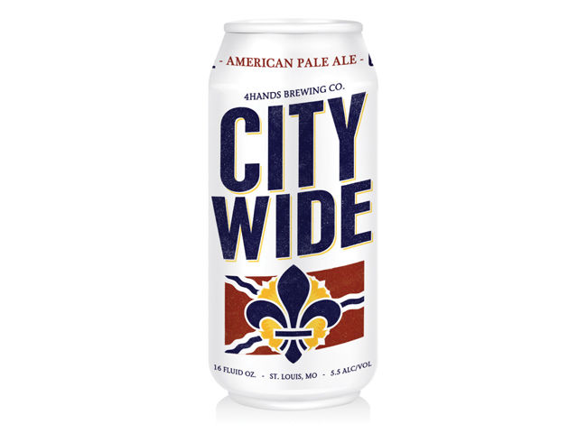 4 Hands Brewing Co.'s City Wide