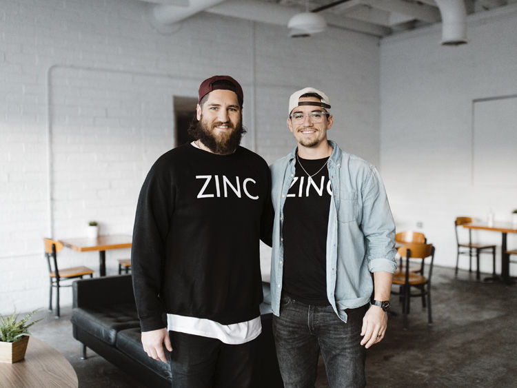 Zinc Coffee Owners