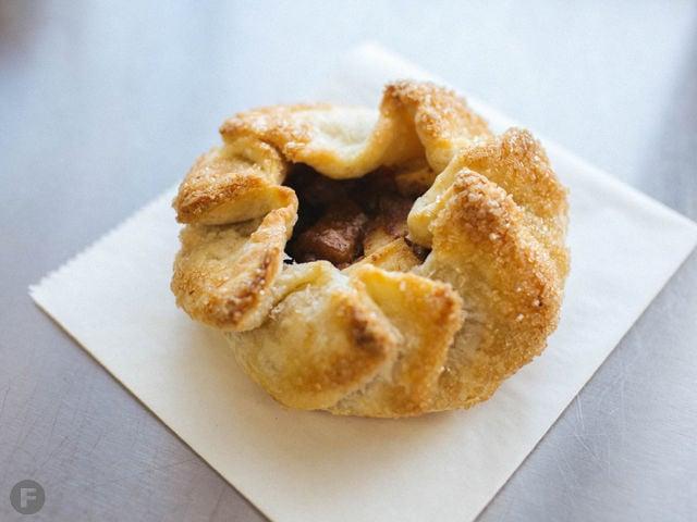 Skully's Apple Hand Pie