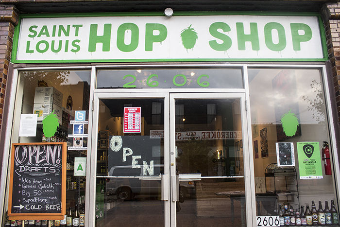 Saint Louis Hop Shop