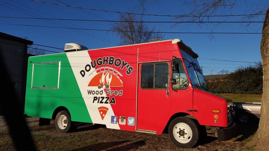 Pizza Food Truck St Louis