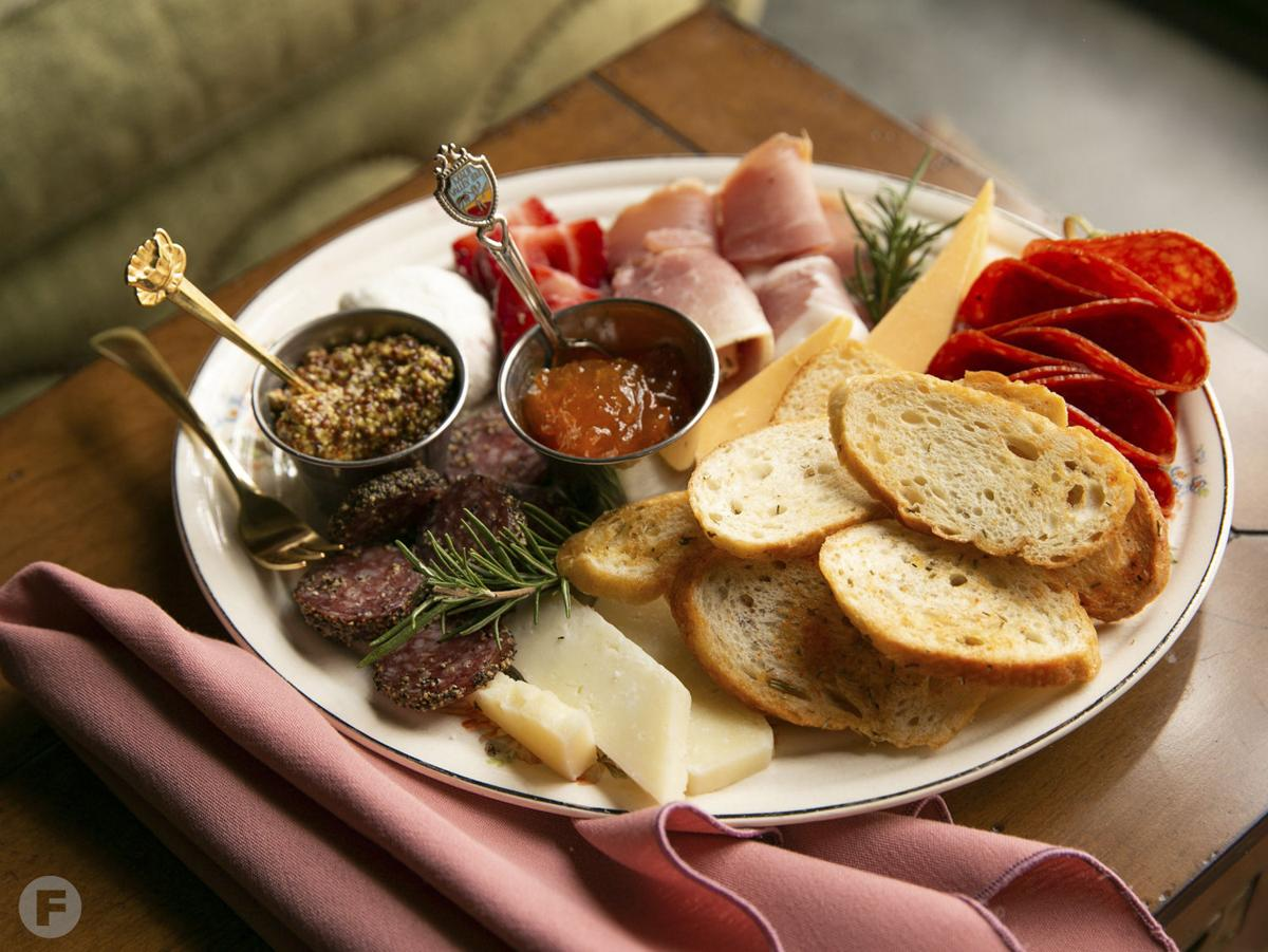 The Royal Charcuterie