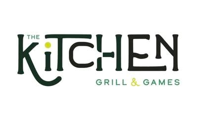 The Kitchen Grill & Games logo