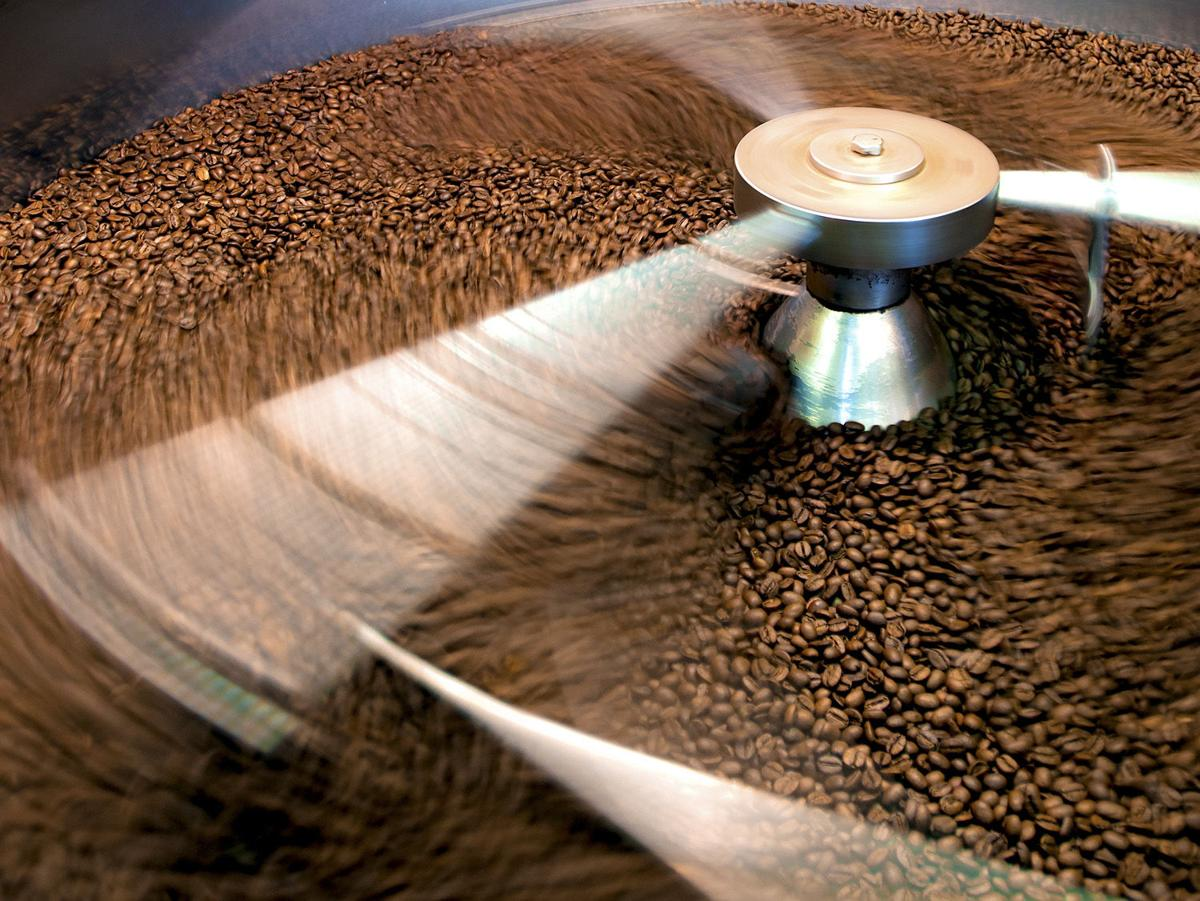 Reconstruction Coffee Roasting