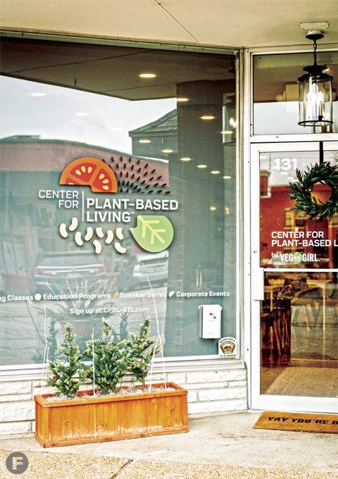Center For Plant-Based Living exterior