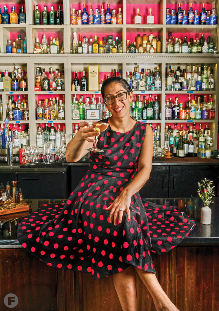 The Gin Room Natasha Bahrami