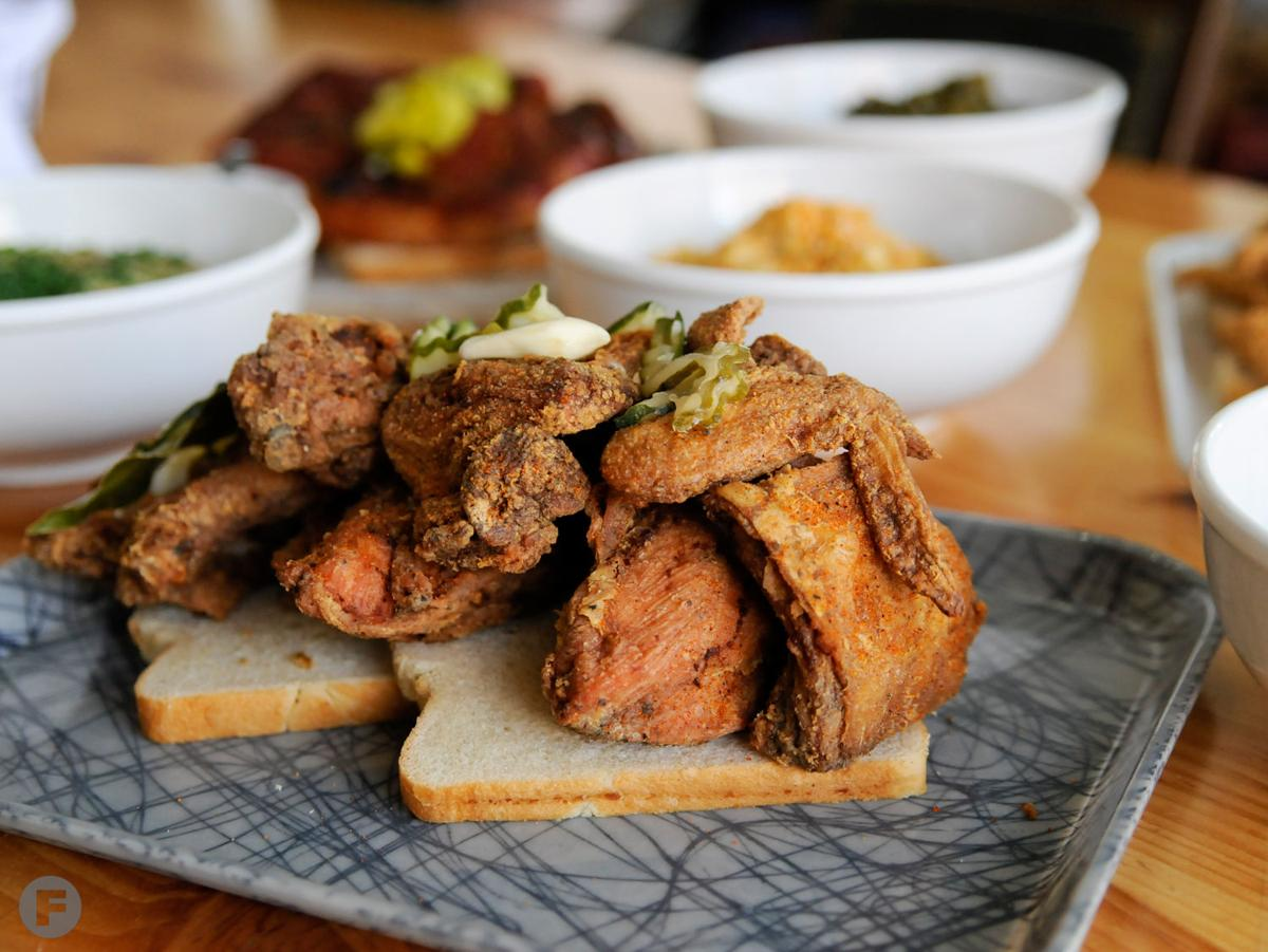 Feast on St. Louis – Families: Grace Meat + Three Fried Chicken