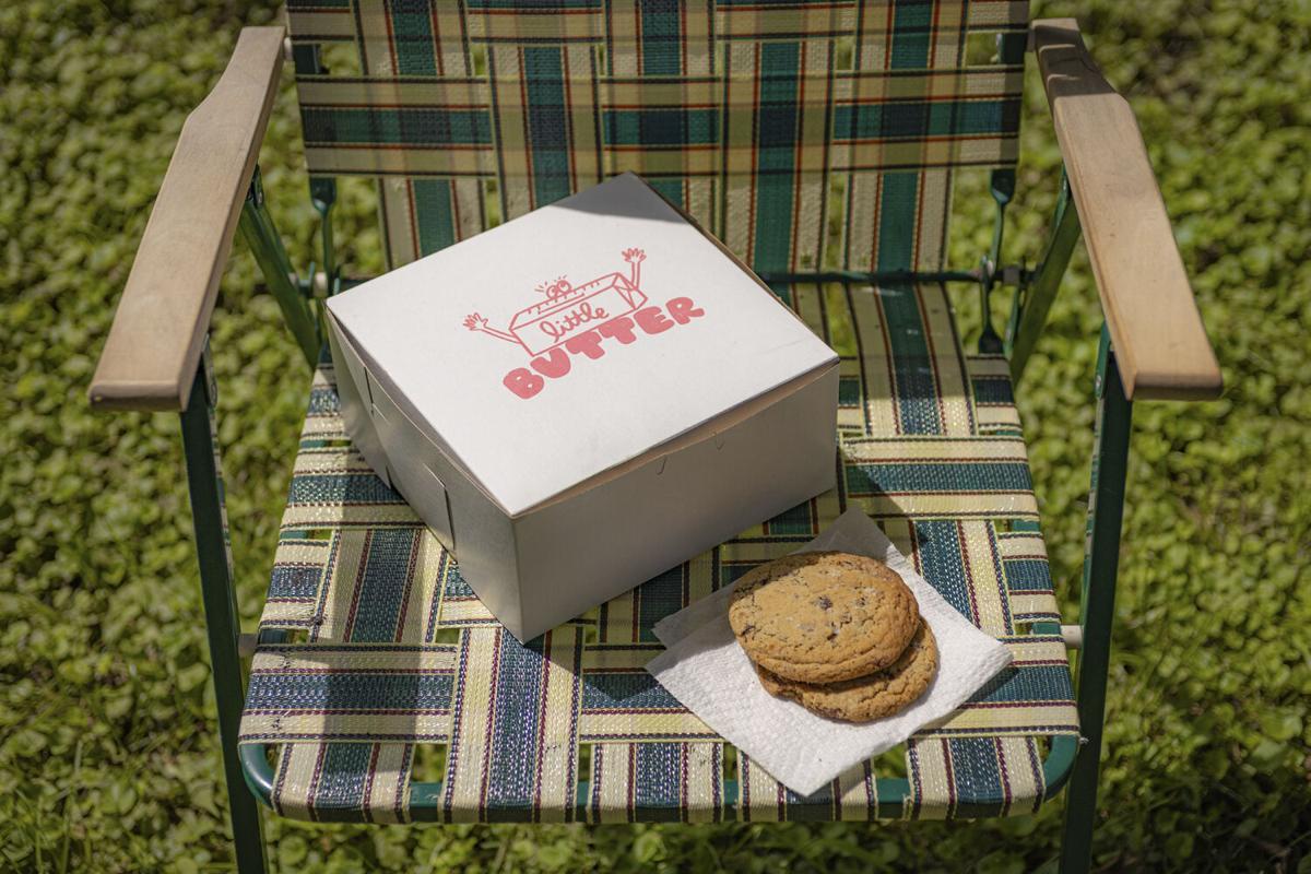 Little Butter Bakery box