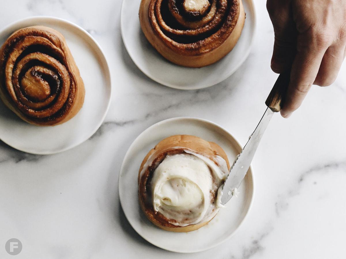 Skratch Bakery Cinnamon Rolls