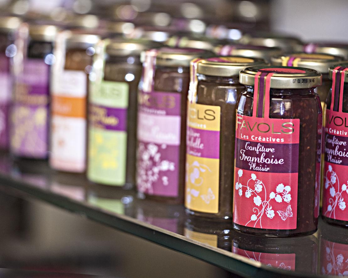 French Market Jars