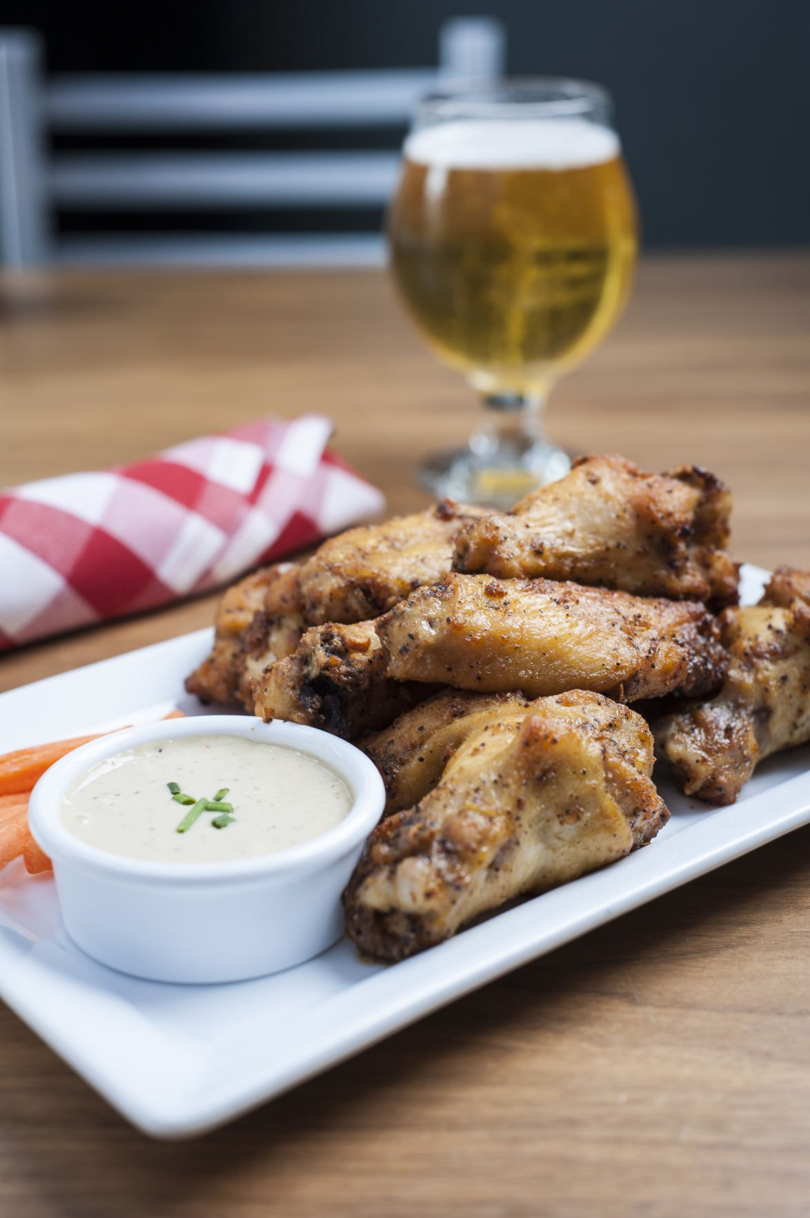Pi Pizzeria Wings