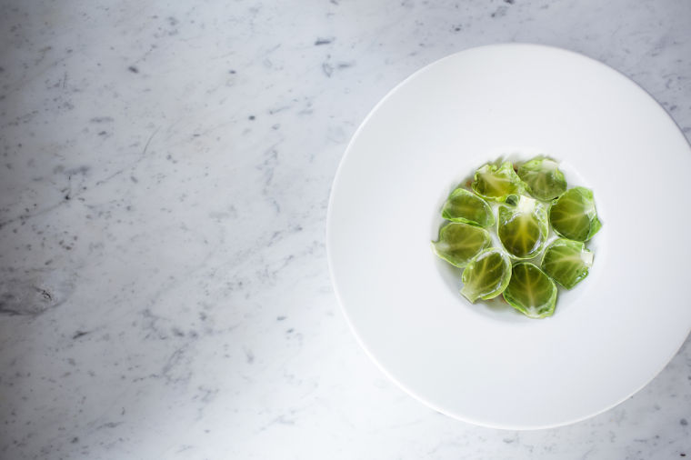 Brussels sprouts from Niche