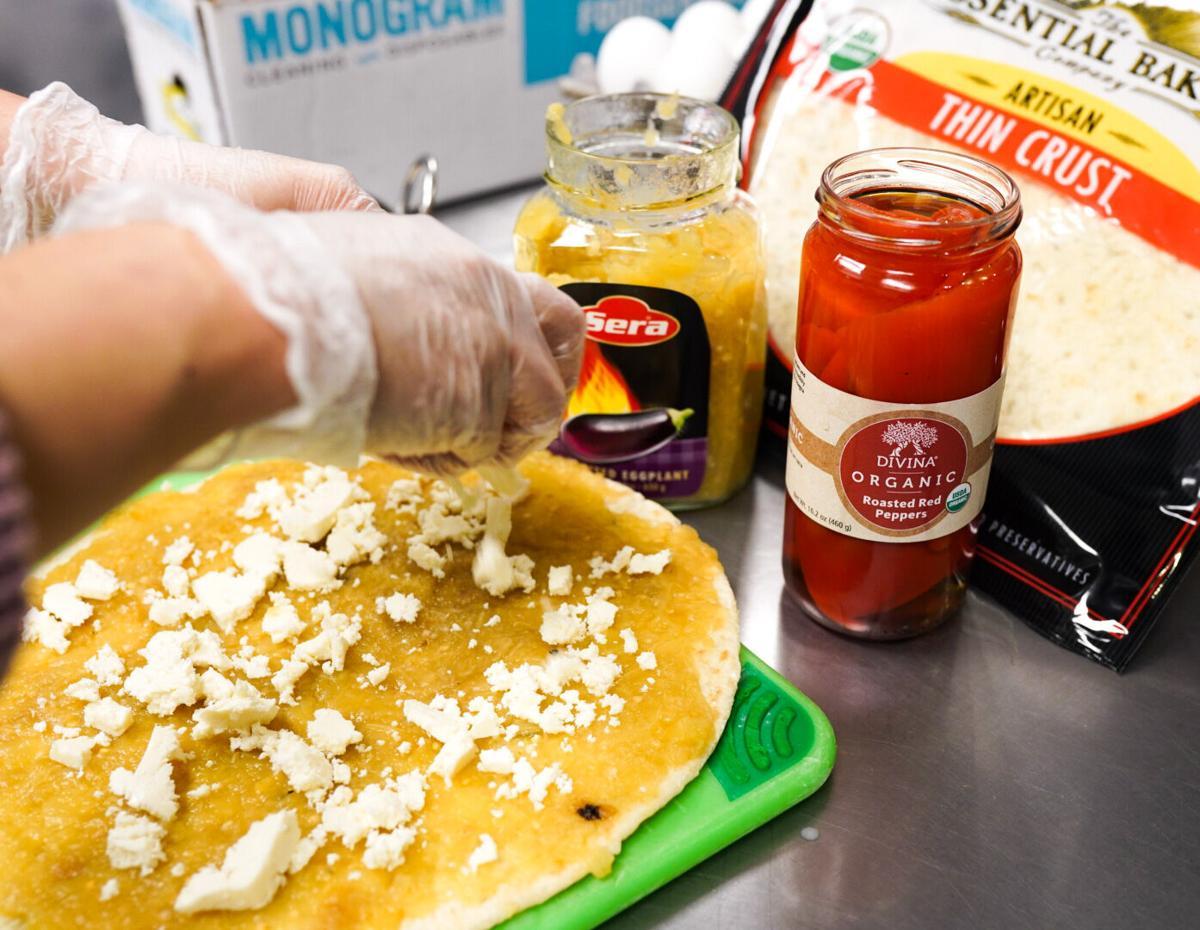 United Provisions chef kits pizza
