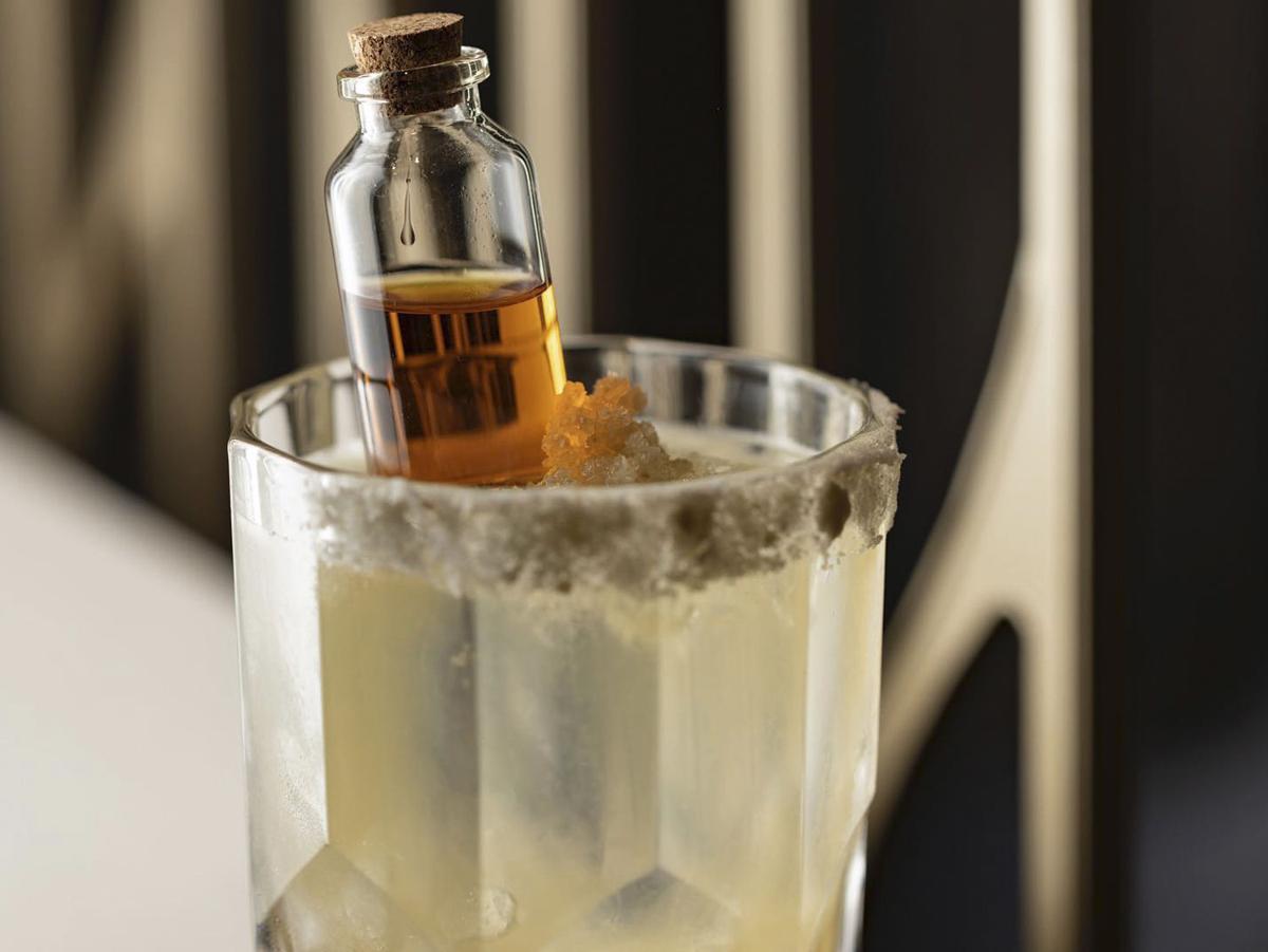 The Monarch Cocktail Bar & Lounge El Jefe Margarita