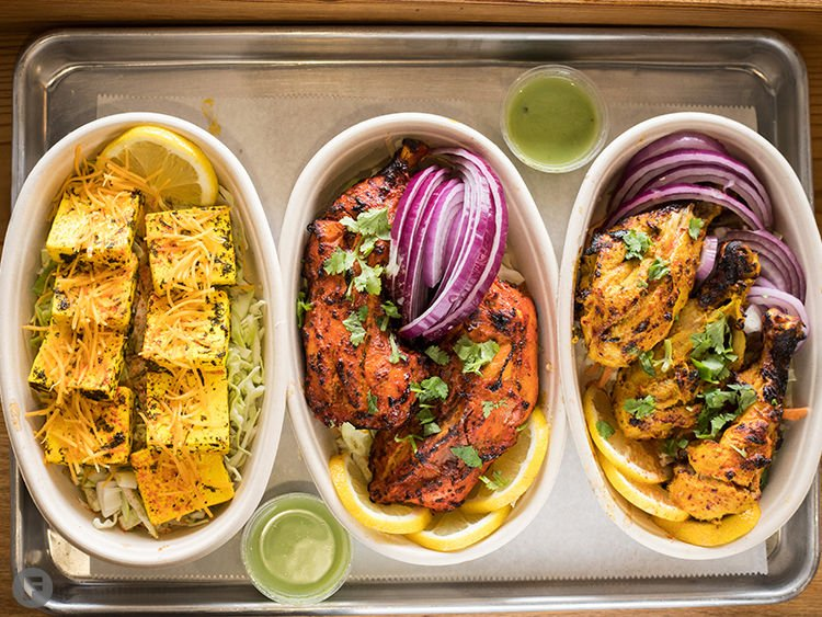 The Curry Club Now Serving Quick Service Authentic Indian
