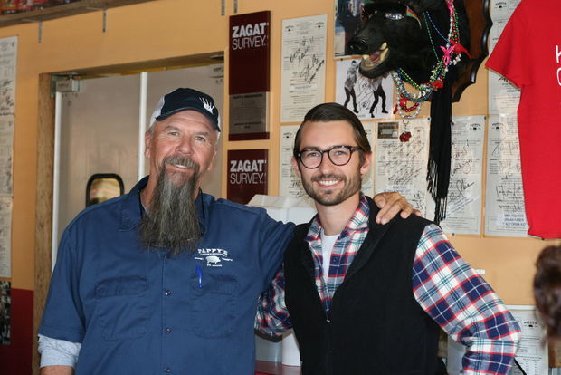 Pappy's Mike Emerson and Johnny Fugitt