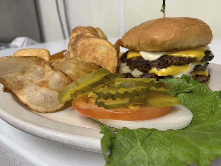 Jodie's Ol' Farmhouse and Bakery Burger