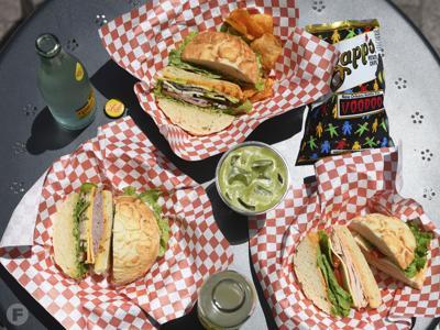 Bay Boy Specialty Sandwiches