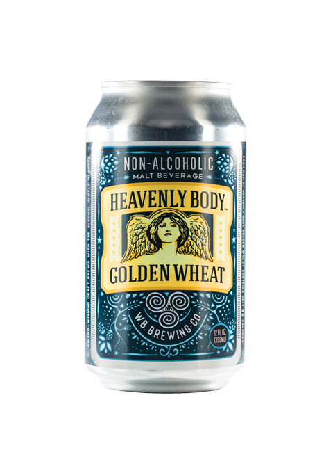 Wellbeing Heavenly Body Golden Wheat