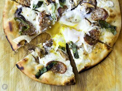 Katie's Pizza & Pasta Osteria Pizza