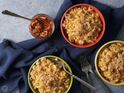 Kimchi Mac 'n' Cheese