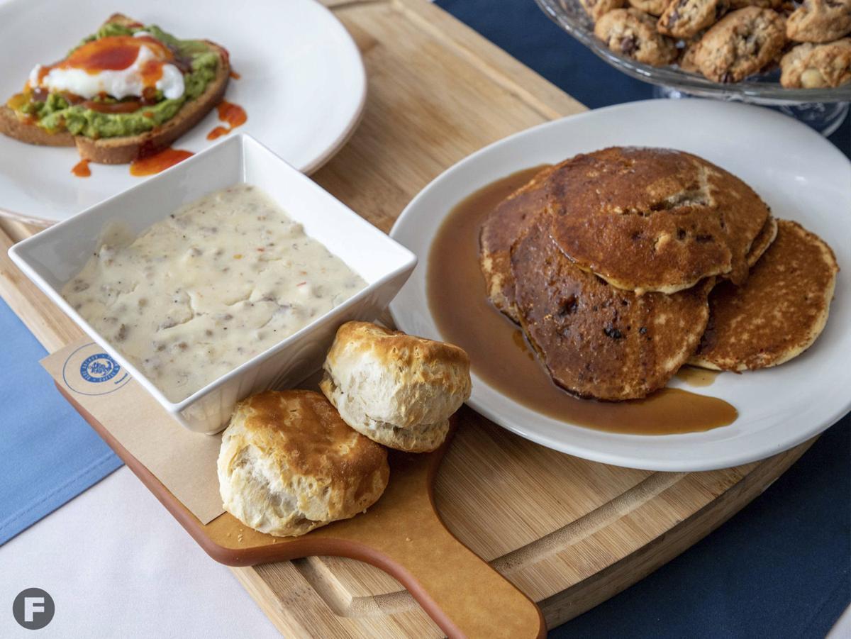 Blue Anchor Coffee Bistro Brings Chef Driven Comfort Fare