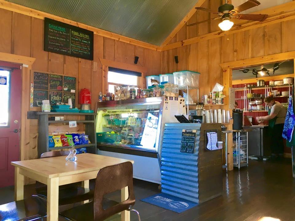 Songbird Cafe Interior