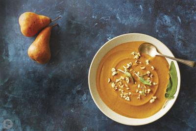 Ginger-Pear Soup