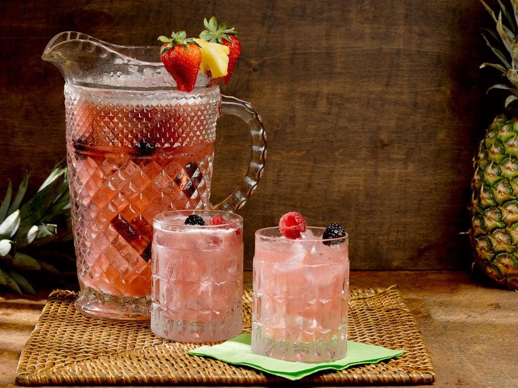 Royale Hawaiian Cooler Cocktail Recipes