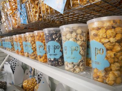 GoPo Gourmet Popcorn Bar Popcorn