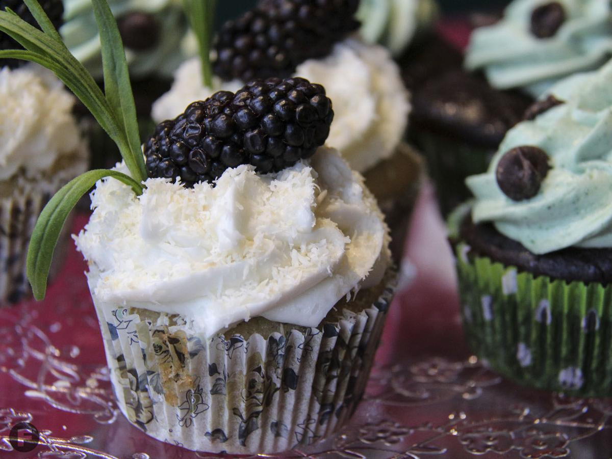 The Littlest Bake Shop Coconut Cupcakes