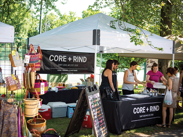Core + Rind TGFM Stand