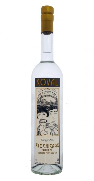 Koval Rye Chicago Whiskey