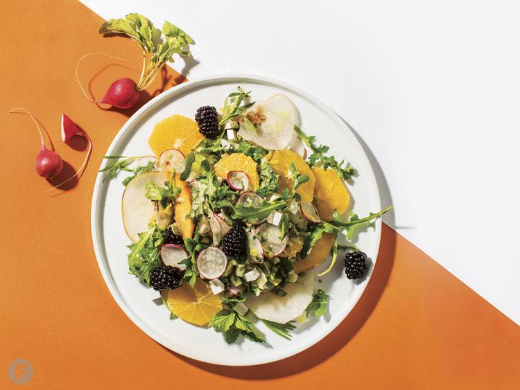 Fennel Salad Quick Fix