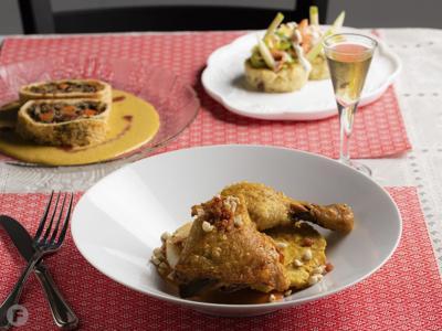 Krokstrom Scandinavian Comfort Food Dishes