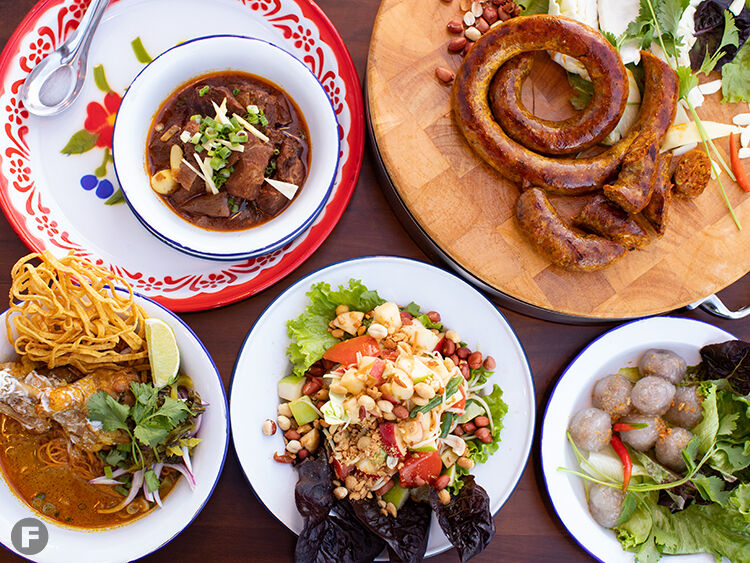 Chiang Mai Dishes