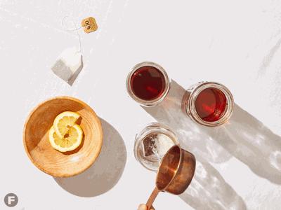 Spiked Sun Tea