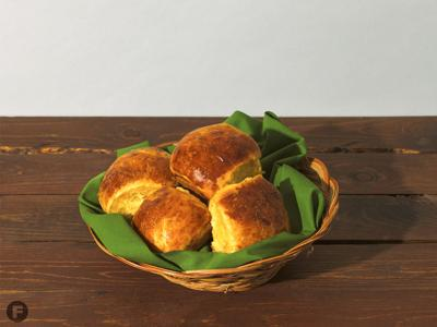 Sweet Potato-Sage Rolls