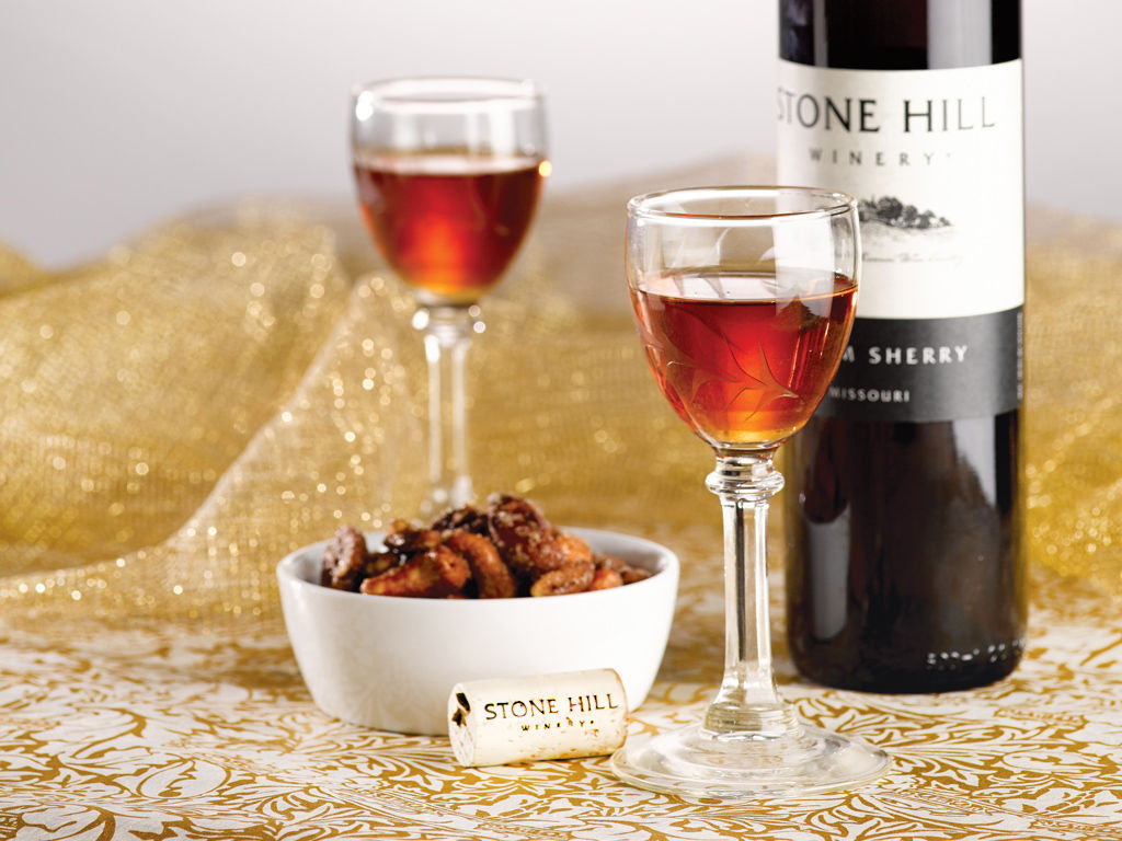 Stone Hill Sherry