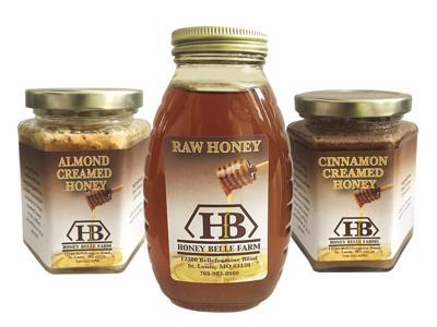 Honey Belle Farm Honey