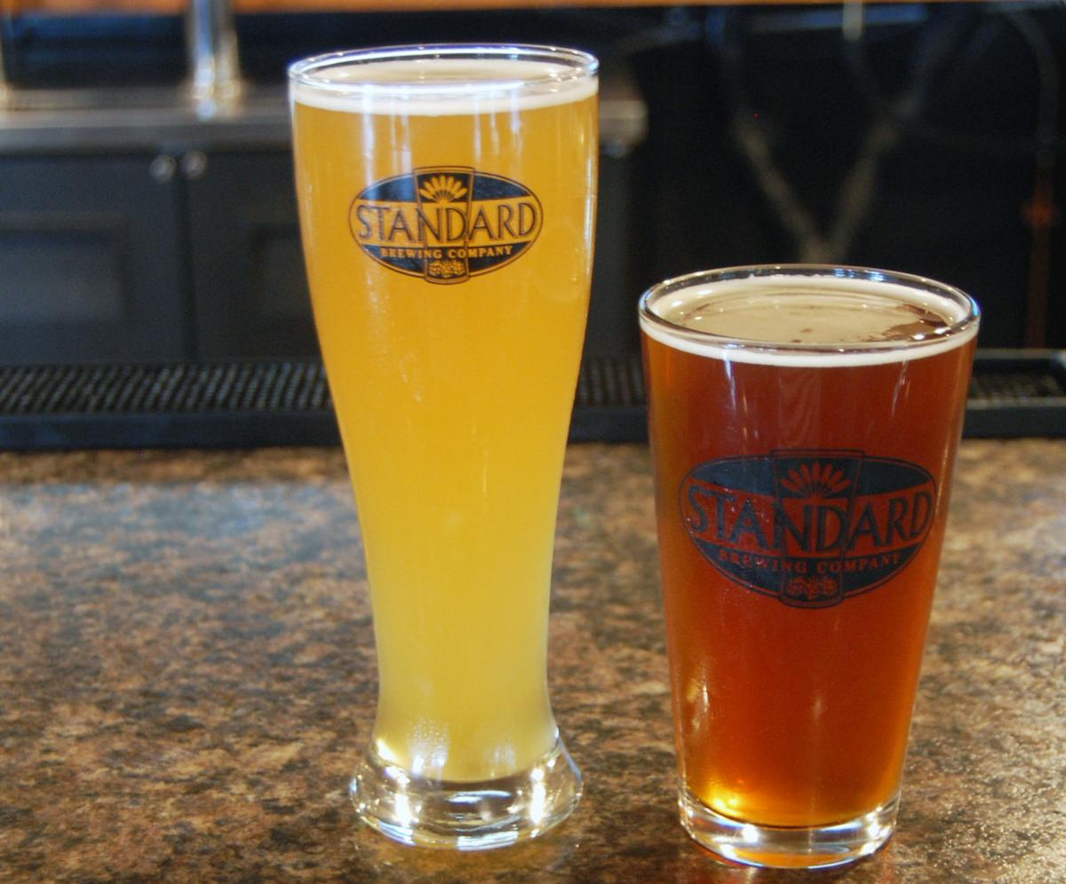 Standard Brewing Co. Beers